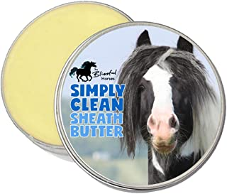 product image for The Blissful Horses Simply Clean Sheath Butter All Natural Cleansing for Your Horse