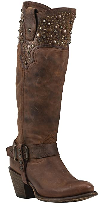 Black Star REGULUS (Rust) Womens Western Fashion Boots ...