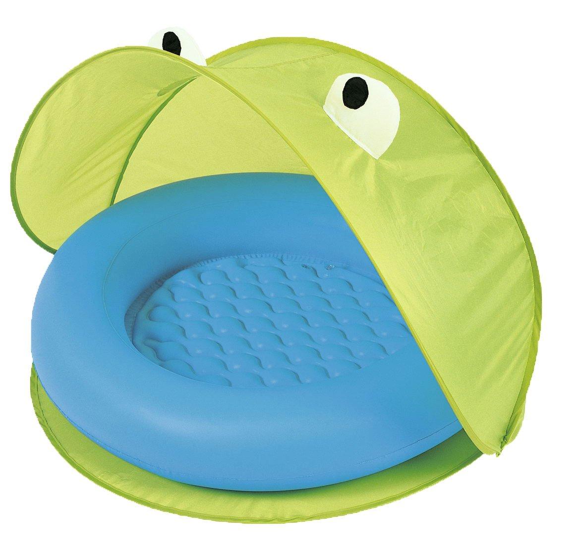 Woodega Bestway® Piscina infantil con pop-up tienda ...