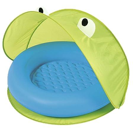 Woodega Bestway® Piscina infantil con pop-up tienda, protección ...