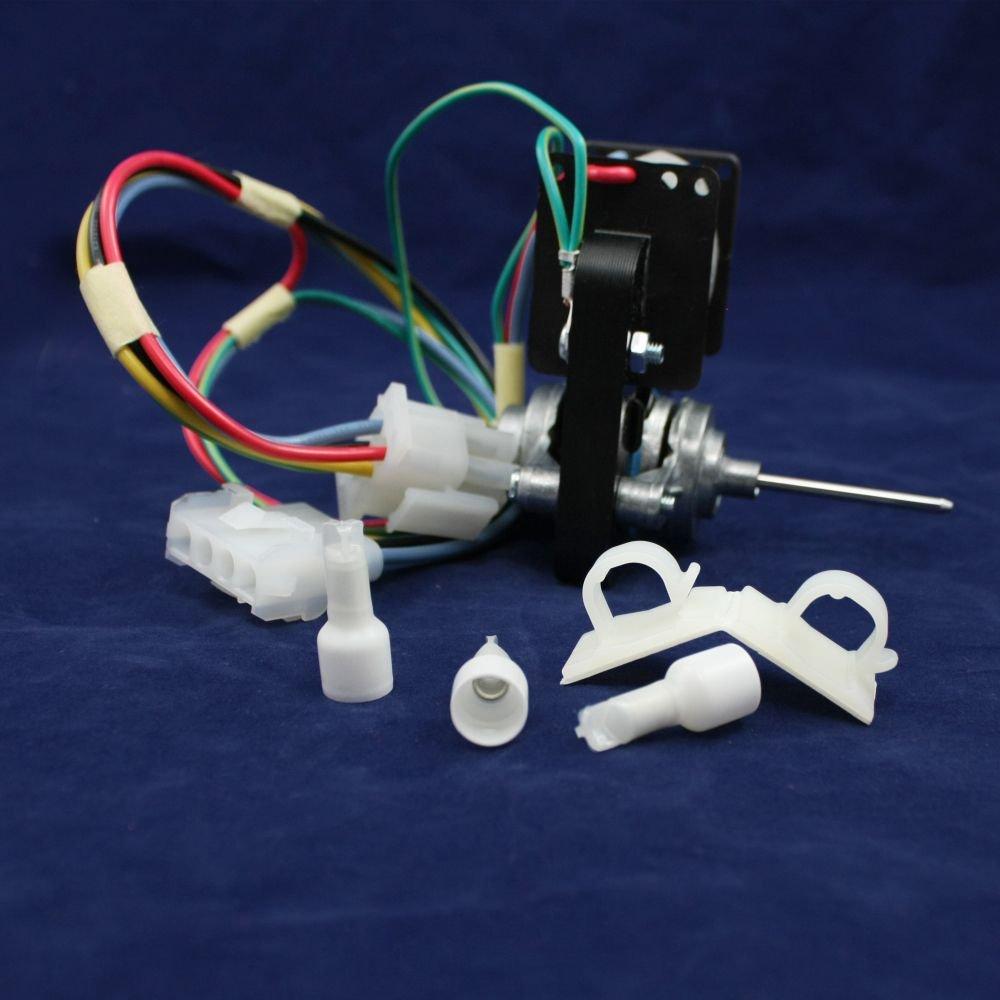 5303918549 Frigidaire Refrigerator Evaporator Fan Motor Kit