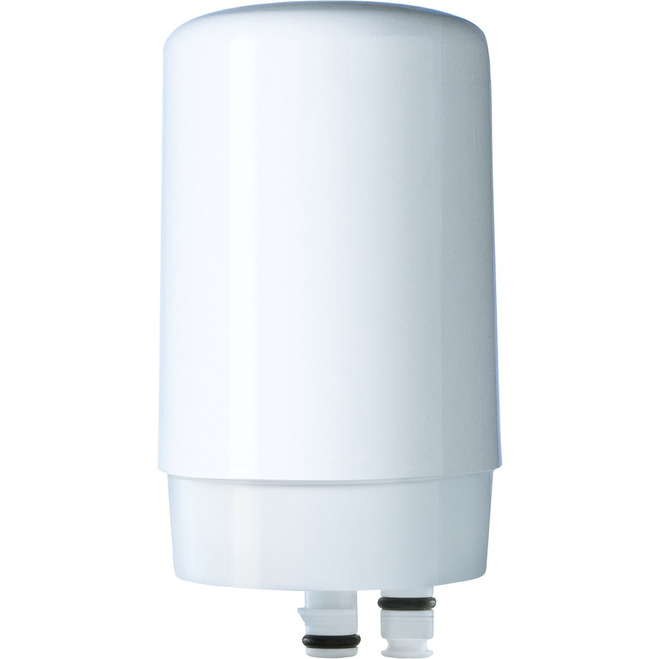 Brita On Tap Water Filtration System Replacement Filters For Faucets - White - 1 Count by Brita