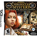 Chronicles of Mystery: Curse of the Ancient Temple - Nintendo DS