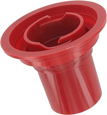 Valterra F02-3103 EZ Coupler 90/° Universal Sewer Adapter-Red
