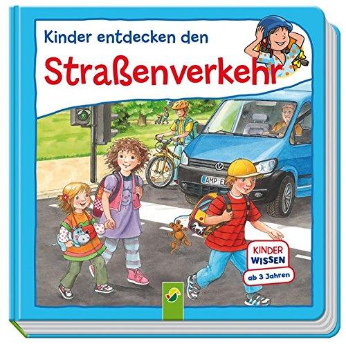 Kinder entdecken den Straßenverkehr: Kinderwissen ab 3 Jahren