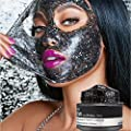 Puya PeelOffFacial Mask,Glitter Star Facial Mask,Moisturizing Deeply Cleaning Peel Off Face Mask