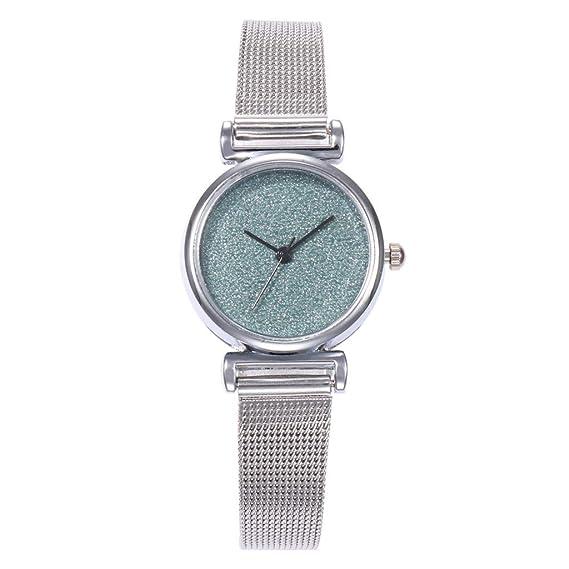 DAYLIN Relojes Mujer Casual Relojes Pulsera de Cuarzo ...