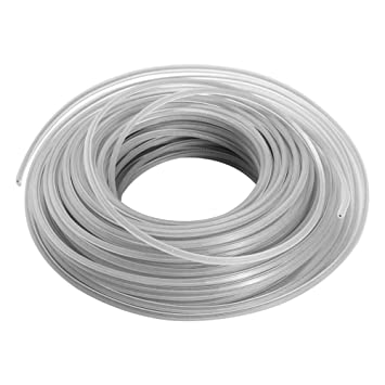 KKmoon Cable de alambre de acero inoxidable, cuerda de corte de 3 ...