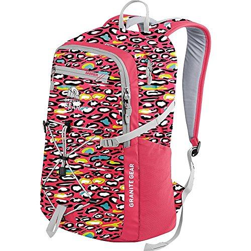 UPC 782922306186, Granite Gear Portage Laptop Backpack (Jungle Pebble/Watermelon/Chromium)