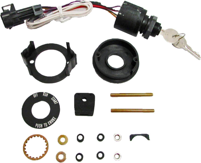 New Mercury Mercruiser Quicksilver Oem Part # 87-88107A10 Switch Kit-Key