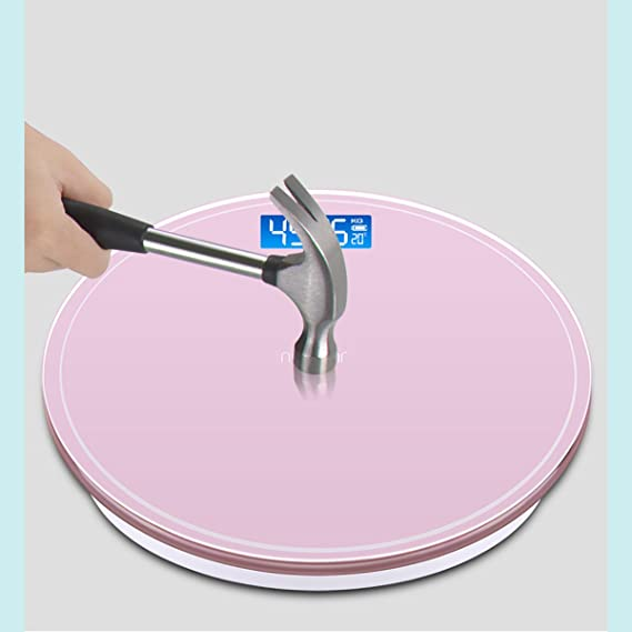 Básculas de pesaje electrónicas Recargables USB Escalas humanas del hogar pérdida de Peso Adulta precisa pesaje Peso de medición: Amazon.es: Hogar