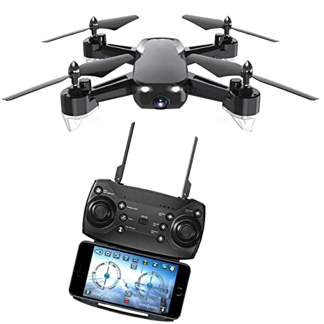 YYD RC Dron con Cámara,2.0mp 720p Drone Gran Angular Drone WiFi ...