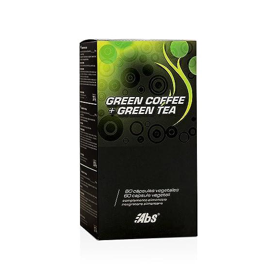 Abs Café Verde Svetol y Té Verde 400 mg - 60 Cápsulas ...