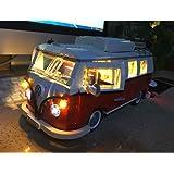 LIGHTAILING Set di Luci per (Volkswagen T1 Camper Van) Modello da costruire - Kit luce led compatibile con Lego 10220 (NON incluso nel modello)