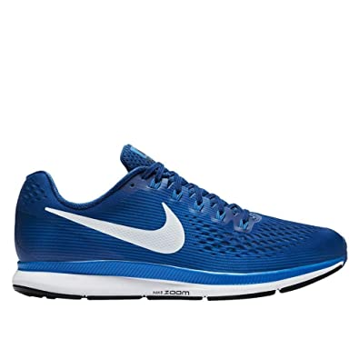 bdbe777216ca NIKE Men s Air Zoom Pegasus 34 Running Shoe  Amazon.co.uk  Shoes   Bags