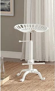 product image for Carolina Cottage Adjustable Tractor Seat Stool