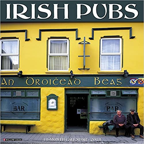 ~NEW~ Irish Pubs 2018 Wall Calendar. Ucrete Other mobile Carters golpe Phase bringing issued