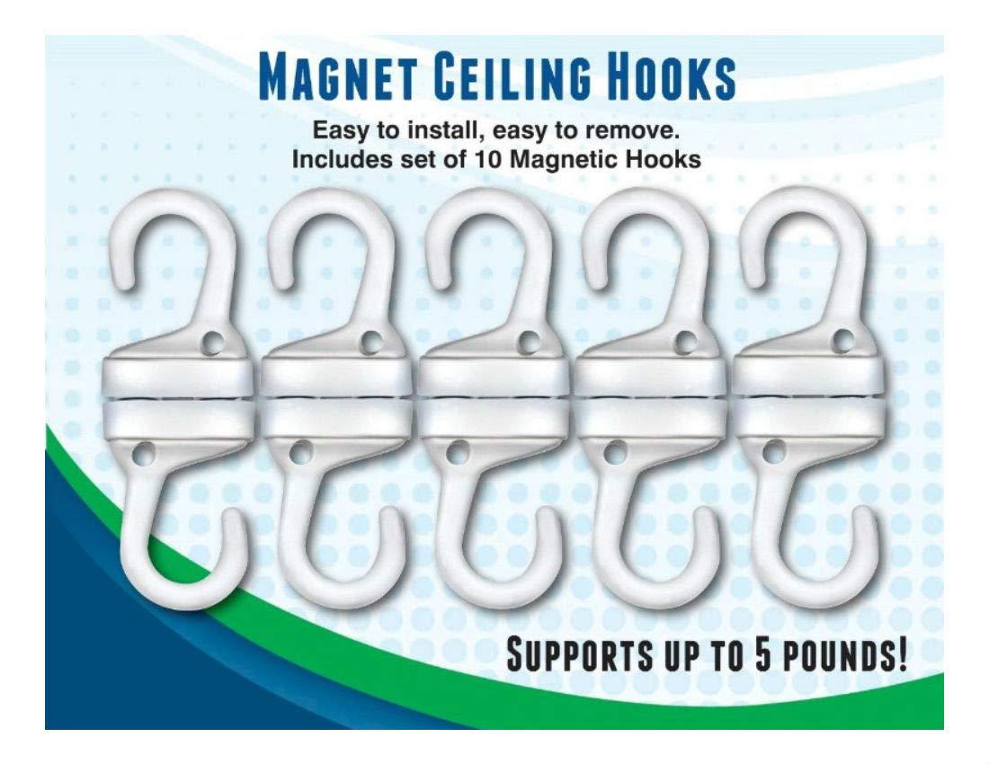 Magnetic Bliss Magnet Ceiling Hooks