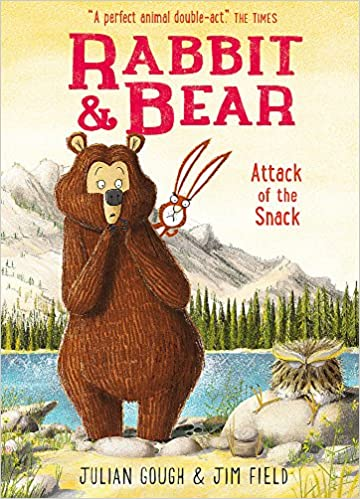 attack of the snack book 3 rabbit and bear amazon co uk julian