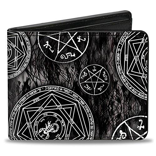 Wallet Pentagram (Buckle-Down Men's Wallet)