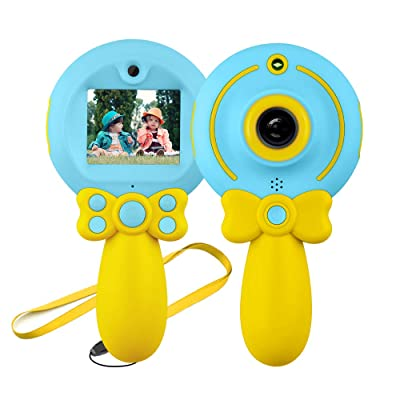 SUNNYPIG Gift for 3-12 Year Old Boys Kids, Digital Camera Toy for 3-12 Year Old Girls Children Videocamera Toy Gifts Age 5 6 7 8 9 Boy Girl Birthday Gift for 4-10 Year Old Girl Kid Blue Camera: Sports & Outdoors