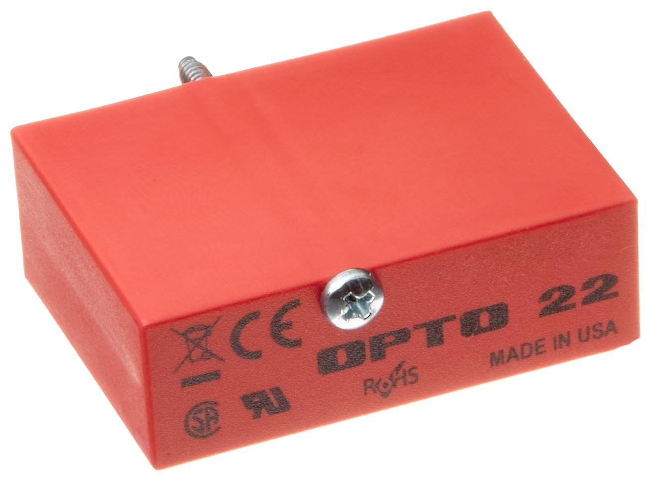 15 VDC Logic Opto 22 ODC15A DC Output 5-200 VDC 100//750/µs Turn-on//off Time 4000 Volts I//O Isolation