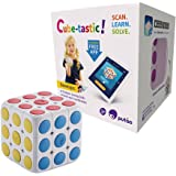 Pai Technology Cube-Tastic! 3x3 Puzzle Cube with Free IOS/Android App. Brain Teaser Toy for Kids