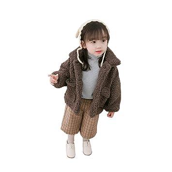 848ce5d88467f キッズ アウター コート ジャケット もこもこ 子供服 女の子 男の子 冬服 裏起毛 可愛い 防寒 暖かい