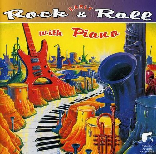 Rock & Roll With Piano 1