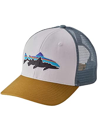 a165bfd6b3864 Patagonia Fitz Roy Trout Trucker Hat for Adults
