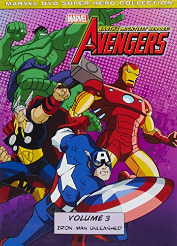 The Avengers: Volume Three - Iron Man Unleashed (Marvel Super Hero Collection) (Marvel Heroes Best Characters)