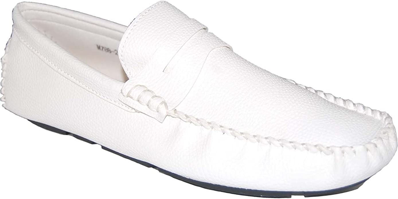 Krazy Shoe Artists Wow in White Mens