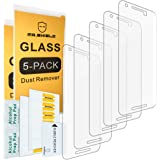 [5-Pack]- Mr Shield for Huawei (Google) Nexus 6P 2015 Newest [Tempered Glass] Screen Protector [0.3mm Ultra Thin 9H Hardness 2.5D Round Edge] with Lifetime Replacement Warranty