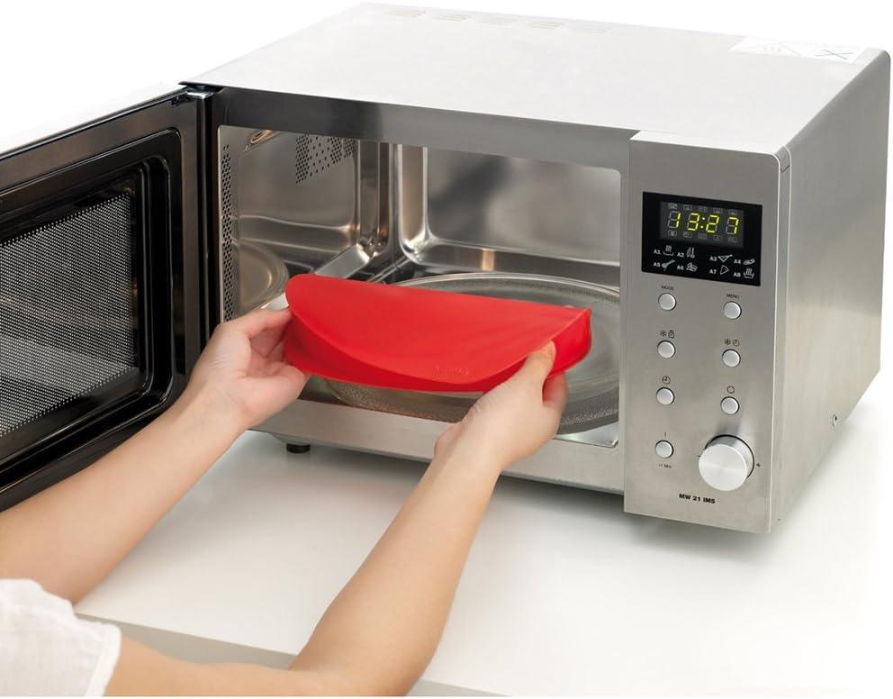 Amazon.com: Lekue Recipiente para hacer omelettes, S, Rojo ...
