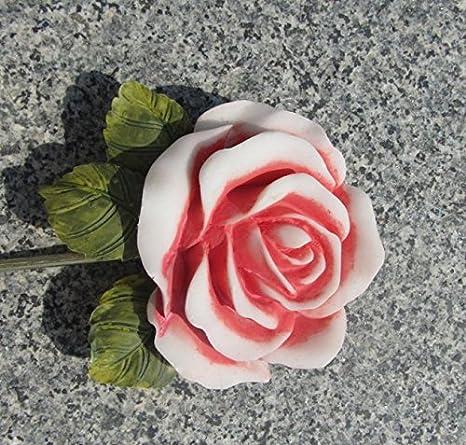 Tfxwerws resina rosa fiore cappello cappotto asciugamano gancio gancio da  parete 640465ead456