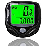 TEKCAM Bike Computer Odometer Wireless Bicycle