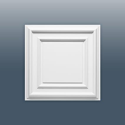 Placa decorativa 3D Orac Decor F30 LUXXUS Panel de techo para puerta o techo de poliuretano