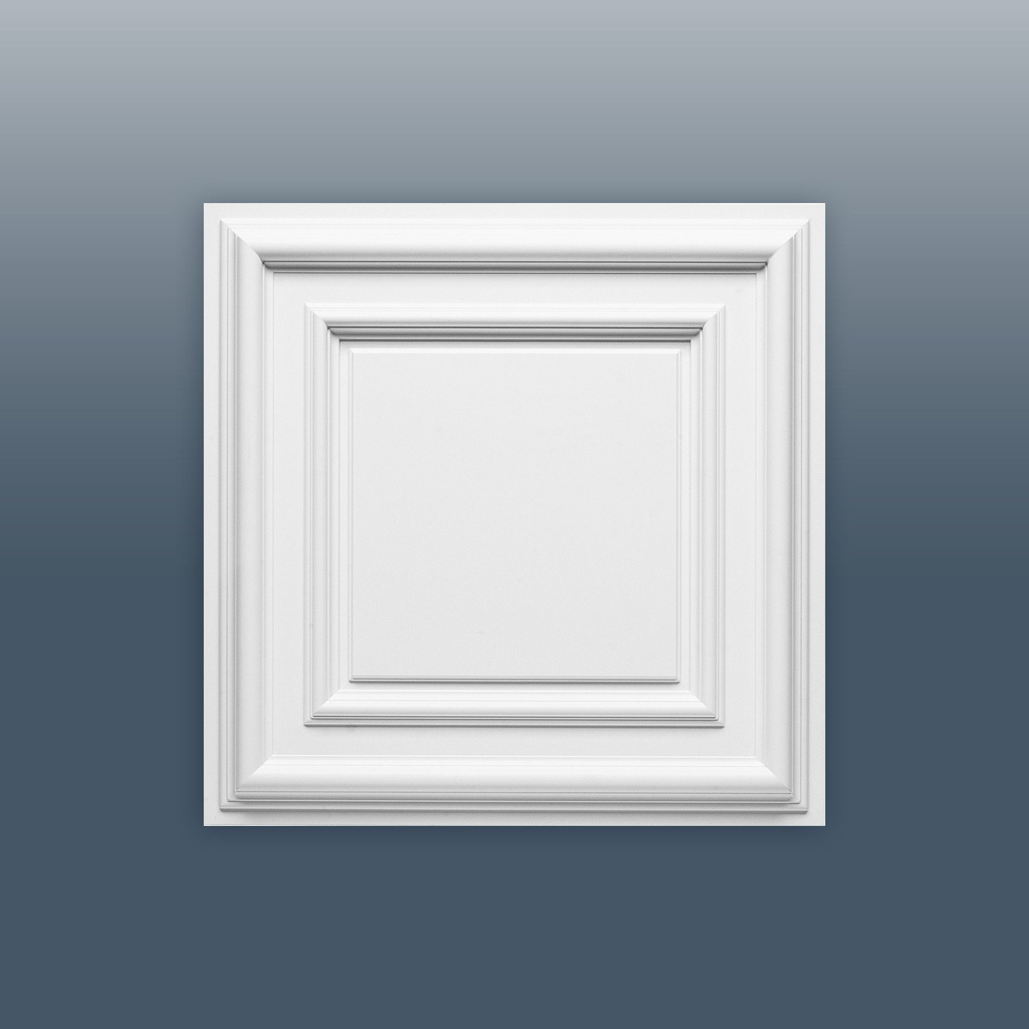 Ceiling Tile Door panel Wall panel 3D Orac Decor F30 LUXXUS Decoration Element for ceiling or wall 60 x 60 cm