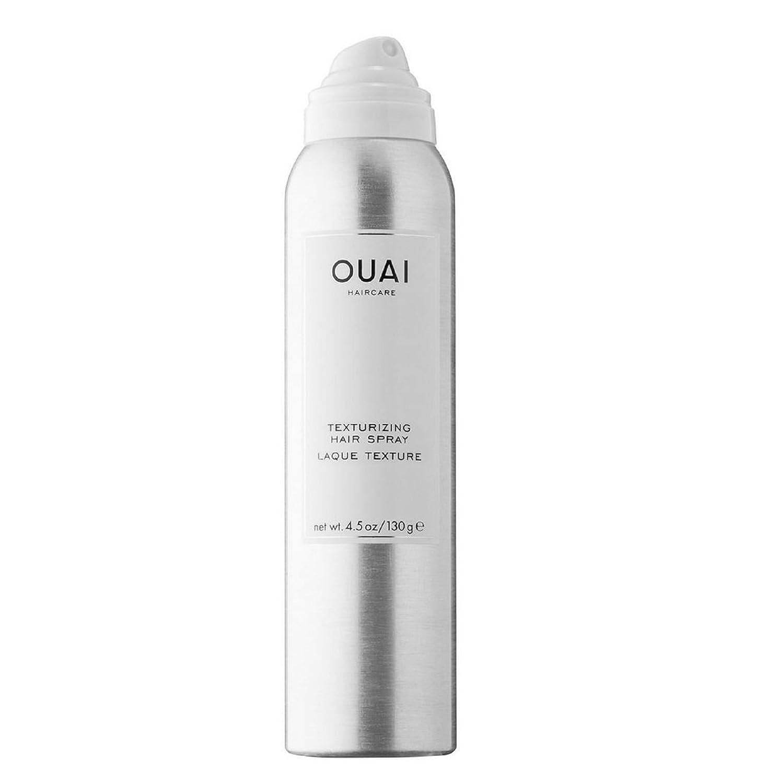OUAI Texturizing Hair Spray, 130g
