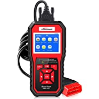 Car Code Readers, Scan Tools Professional OBD2 Scanner Auto Code Reader Diagnostic Check Engine Light Scan Tool for OBD2…