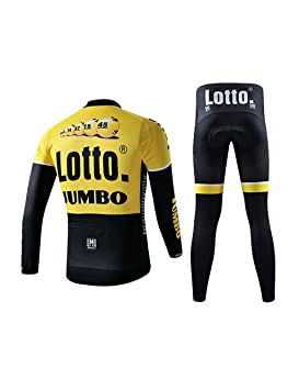 Fonly Hombres Y Mujeres De Invierno Ciclismo Velvet Jersey ...