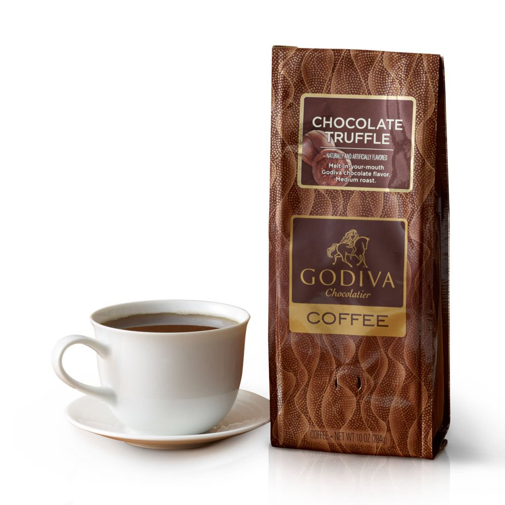 Amazon.com : Godiva Chocolatier Chocolate Gift Truffles, Coffee ...