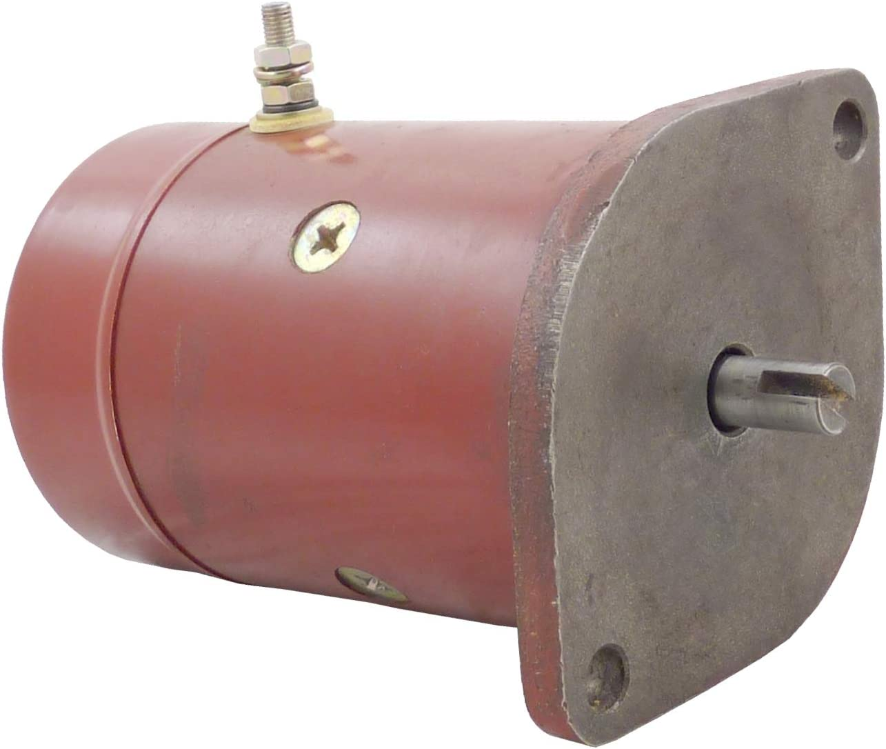 NEW SNOW PLOW MOTOR FOR WESTERN 46-806 MEZ-7002 SLOTTED 430-20001 25556 AMT0570