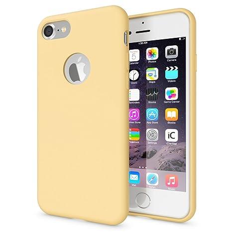 coque iphone 7 yellow