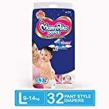 MamyPoko Pants Extra Absorb Diapers, Large