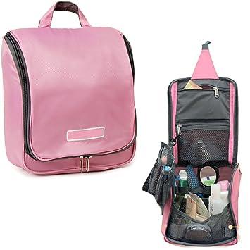 815b6d2f42 Womens Toiletry Bag   Portable Travel Organizer   Household Storage Pack    Bathroom Makeup or Shaving
