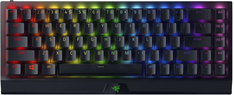 Razer BlackWidow V3 Mini HyperSpeed Mechanical Gaming Keyboard
