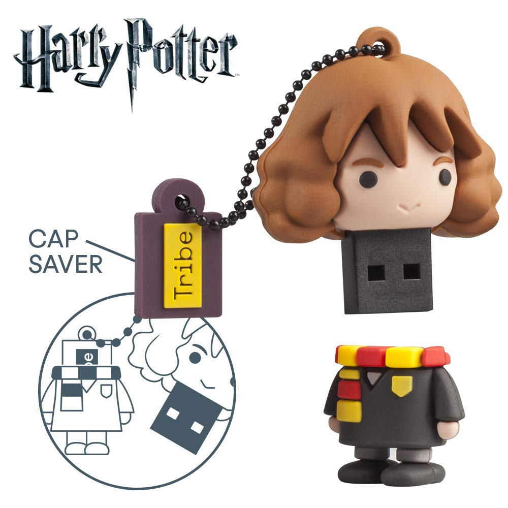 Memoria Flash Drive Original Harry Potter Tribe FD037702 Llave USB 32 GB Hermione Granger