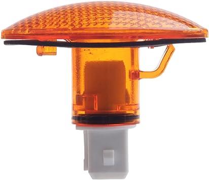 12V Amber Fender Side Marker Light Cover Lens Lamp For Ford F150 F250 F350 99-10