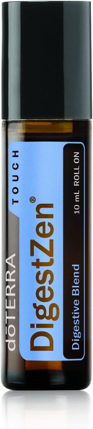 doTERRA - DigestZen Touch Essential Oil Digestive Blend - 10 mL Roll On